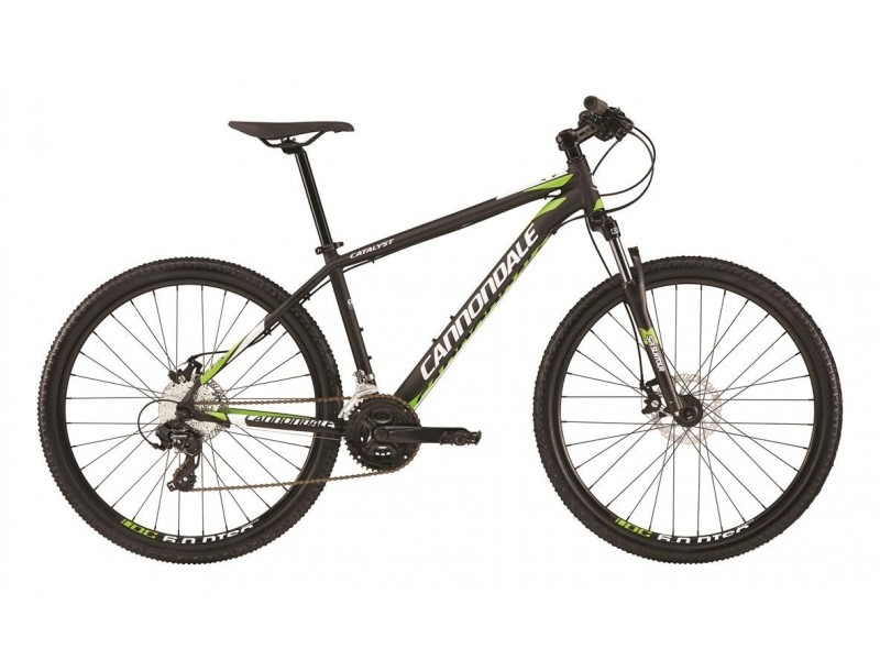 Bicicleta Cannondale Catalyst 3