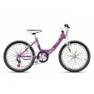 "Bicicleta Cross Alissa 20"""