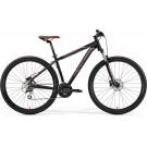 Bicicleta Merida Big.Nine 20-D 2019 negru/rosu/argintiu