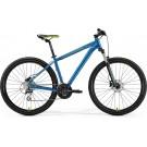 Bicicleta Merida Big.Seven 20-D 2019 albastru/verde
