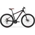Bicicleta Merida Big.Seven 20-D 2019 negru/rosu/argintiu