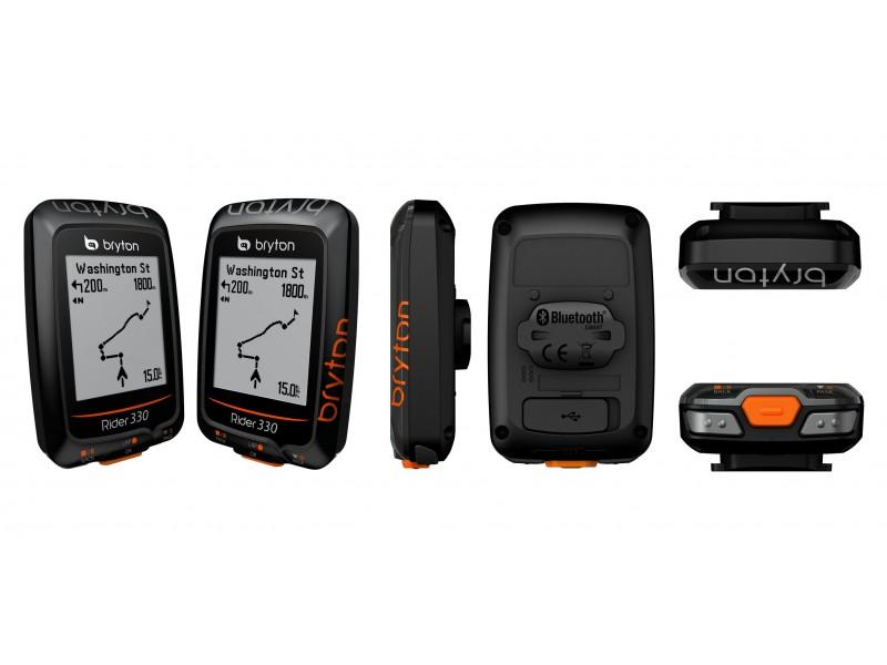 BRYTON RIDER 330T GPS